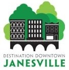 Destination Downtown Janeville logo