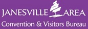 Janesville Area Convention & Visitors Bureau logo